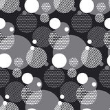 Modern concept black and white motif. Stock Photography