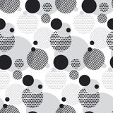 Modern concept black and white motif. Royalty Free Stock Photo