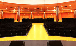 Modern Concert Hall Royalty Free Stock Images