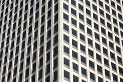 Modern Concrete And Glass Office Building Stock Photo
