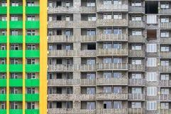 Modern concrete building Stock Photos