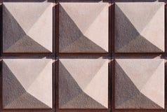 Modern concrete wall seamless background Stock Photos