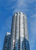 Modern Condo Tower Stock Photo