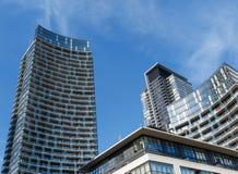 Modern Condo Tower Royalty Free Stock Photo
