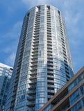 Modern Condo Tower Royalty Free Stock Image