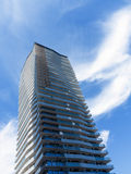 Modern Condo Tower Royalty Free Stock Images