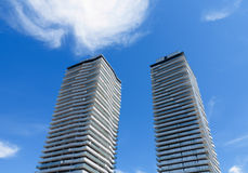 Modern Condo Tower Stock Image