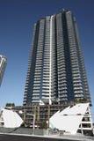 Modern Condominium stock image