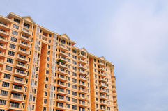 Modern Condominium Stock Photography