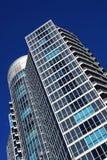 Modern condominium building Stock Image
