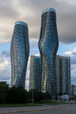 Modern Condominium in Mississauga Stock Photos