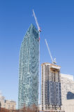 Modern Condominium's in Toronto Stock Photos