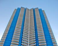Modern condominium tower Stock Photos