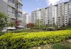 Modern Condominium Towers stock photos
