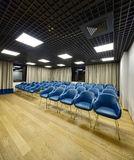 Modern conference hall Royalty Free Stock Image