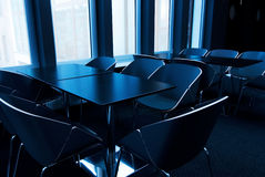 Modern conference room Stock Photography