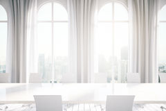 Modern conference room Royalty Free Stock Image