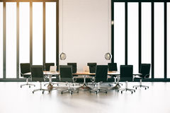 Modern conference roon Stock Photo