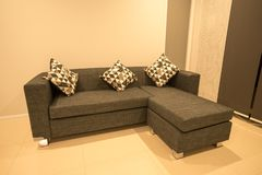 Modern Contemporary Lounge stock photography