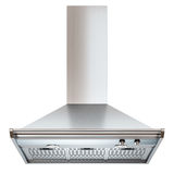 Modern cooker hood Royalty Free Stock Photography