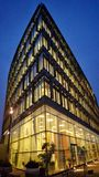 Modern Copenhagen architecture Stock Photos