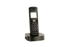 Modern cordless dect phone Royalty Free Stock Photography