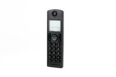 Modern cordless dect phone Royalty Free Stock Photo