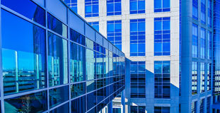 Modern corporate architecture Royalty Free Stock Images
