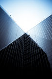 Modern corporate building royalty free stock photos