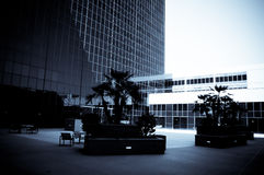 Modern corporate building royalty free stock images