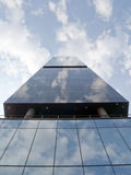 Modern corporate building in Tallinn Estonia. Modern corporate building architecture in Tallinn Estonia Royalty Free Stock Images