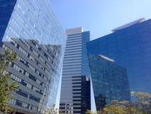 Modern corporate buildings Stock Image