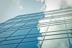 Free Modern Corporate Glass Building Royalty Free Stock Photo - 12904675