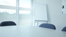 Modern corporation office stock video