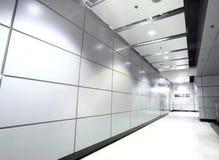 Modern corridor. The modern corridor in building Royalty Free Stock Photography