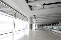 Modern corridor Stock Photos