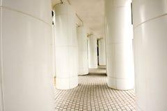 Modern corridor Royalty Free Stock Image