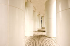 Modern corridor Stock Photos