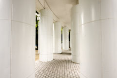 Modern corridor Royalty Free Stock Images