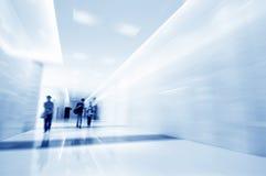 Modern corridor Stock Photography