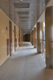 Modern corridor interior Stock Photography
