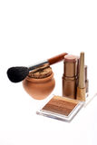 Modern cosmetics Royalty Free Stock Image