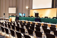 Modern Courtroom Stock Photos