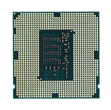 Modern cpu computer chip Stock Photography