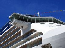 Modern Cruise Liner Stock Photos