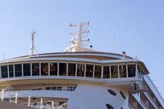 Modern cruise ship Royalty Free Stock Photography