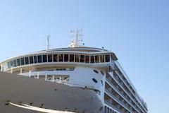 Modern cruise ship Stock Photo