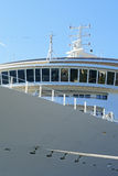 Modern cruise ship Stock Image