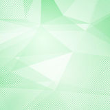 Modern crystal pattern layout abstract background Royalty Free Stock Image