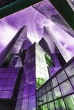 Modern Cubic Building Stock Photo